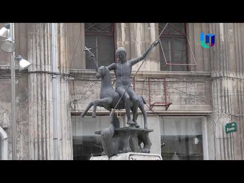 TeleU: Istorie în două minute. Povestea pieței Sf. Gheorghe.