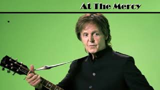 Paul McCartney - At The Mercy