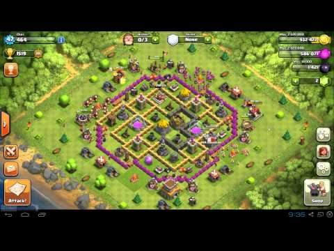 Clash Of Clans - How To Stay Online