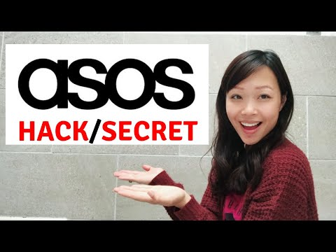 Biggest ASOS HACK/SECRET You Must Know! | Save 20%!!!