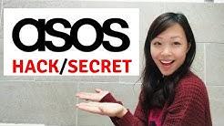 Biggest ASOS HACK/SECRET You Must Know! | Save 20%!!!