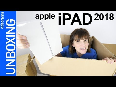 Apple iPad 2018 + pencil unboxing -el iPad LOW COST- 📱🎓👈
