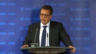 IDRC's Annual Public Meeting 2016