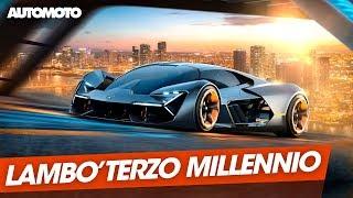 La sublime Lamborghini Terzo Millennio concept