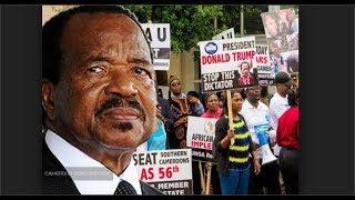 Dernières nouvelles! Ambazonie: le président par intérim envoie un message fort à Paul Biya