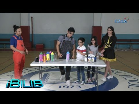 IBilib: Sky is the limit for the kiddie rocket challenge!