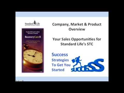 Standard Life Short-Term Care Insurance Sales Training