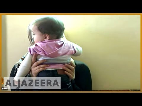 Syria child refugees in Jordan forced to wed