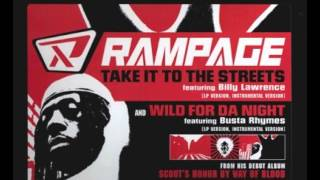 Rampage - Wild For Da Night (Clean Version)