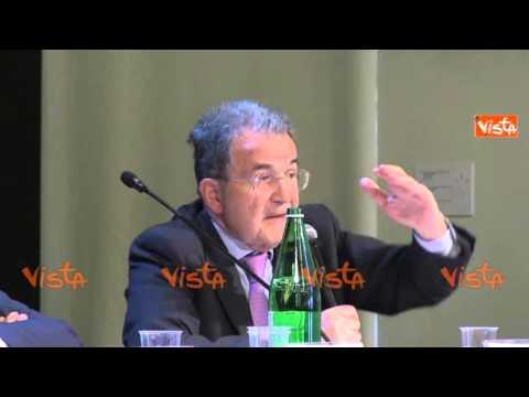Prodi: età media italiana 46 anni, senza migranti la popolazione calerà