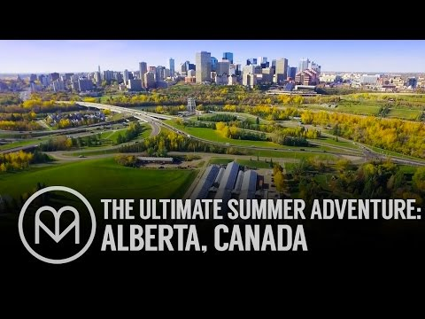 The Ultimate Summer Adventure: Alberta, Canada