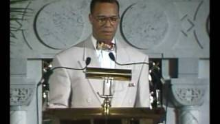 Minister Louis Farrakhan: We Are The Overcomers