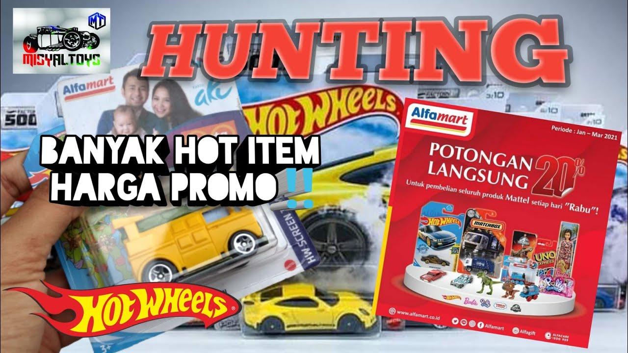 Hunting Hot Wheels 2021 Di Alfamart Hot Item Harga Promo Youtube