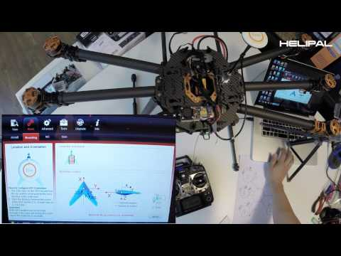 How to build a hexacopter / octocopter Part 2