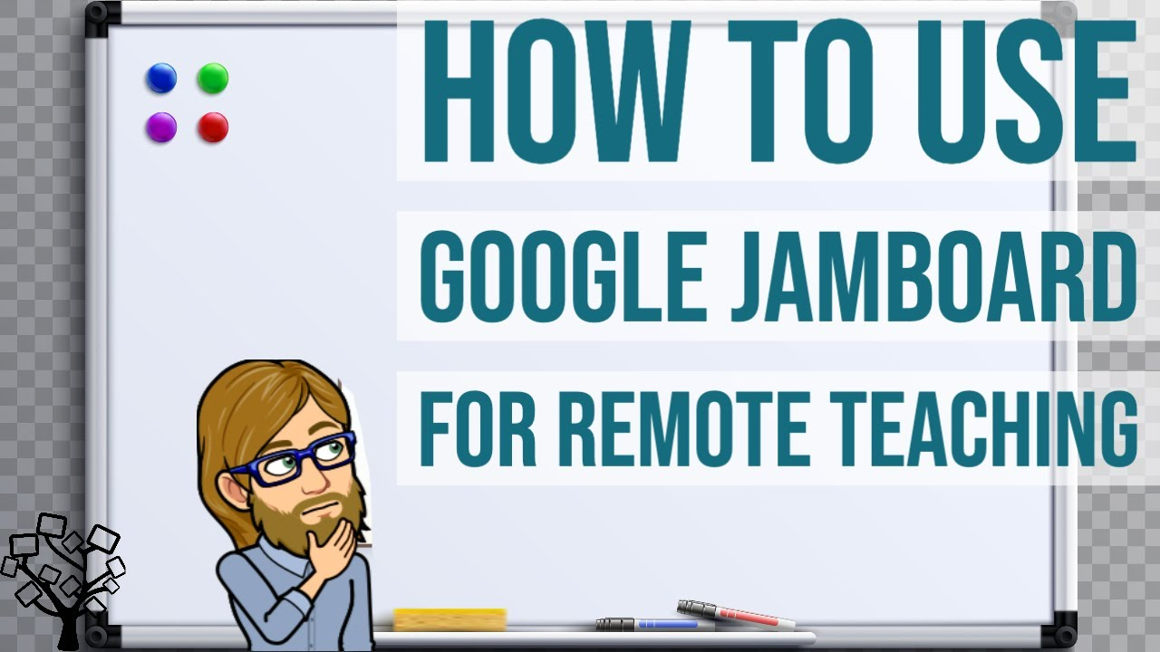 How to Use Google Jamboard for Remote Teaching
