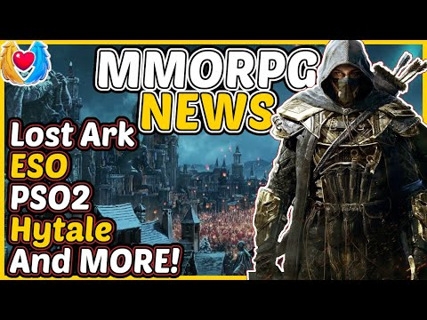 Lost Ark Is NOT Coming…Yet – Riot Games Acquires Hypixel & More MMORPG News 2020