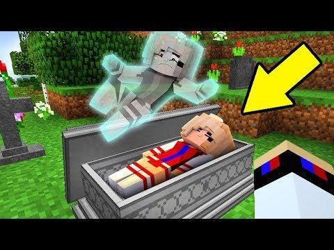 ДЕВУШКА ВАМПИР ПРИЗРАК ???? Майнкрафт Выживание ~ троллинг нуба майнкрафт сериал для детей Minecraft