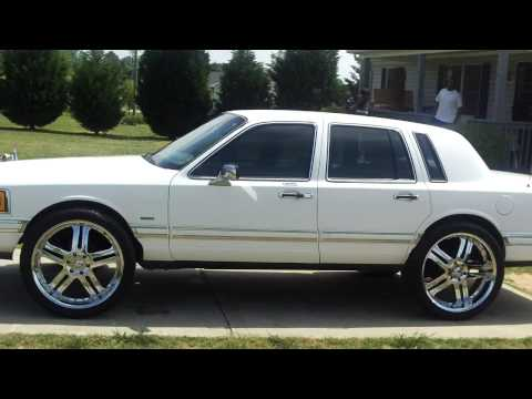 Lincoln On 22 S By Bigdre04