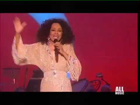 I'm Coming Out -Ain't No Mountain High Enough - Diana Ross In Oslo-