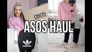 SPRING SUMMER ASOS TRY ON HAUL 2018