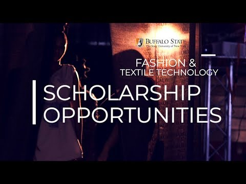 Buffalo State Fashion and Textile Technology Scholarship Opportunities