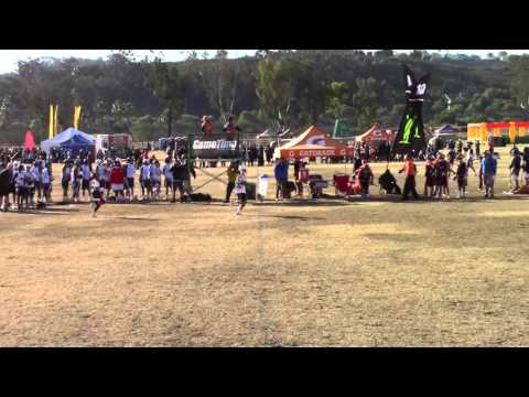 Oregon Jr. Black Rhinos -vs- Booth Indians 2019 - 1-2-16