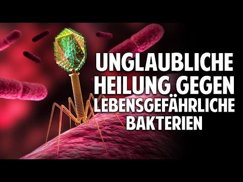 Wenn kein Antibiotika mehr hilft! Unglaubliche Heilung gegen lebensgefährliche Bakterien