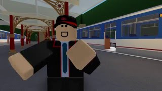 ROBLOX version of Network SouthEast Network Card Advert