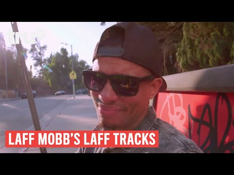Laff Mobb's Laff Tracks - Getting Robbed in L.A.