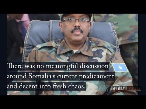HIPS Somali Forum 2018 - A Precursor to Somaliland - Somalia Talks?