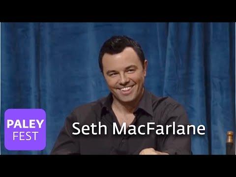Seth MacFarlane and Friends - Voicing Brian & Stewie