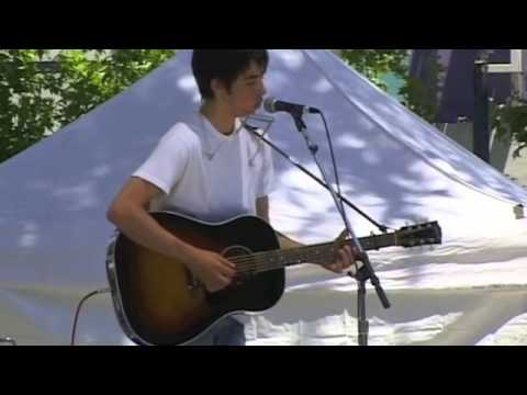 Jackie Greene solo-Sweet Somewhere Bound 7/27/04 Concord Ca.