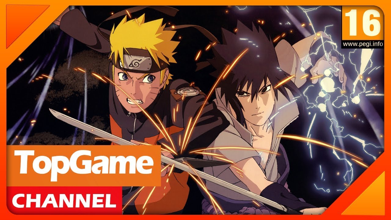 [Topgame] Top 10 game ANIME mobile hay chất lượng 2017   Android-IOS