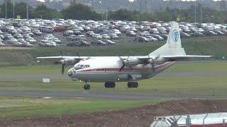 4 Russian Antonov