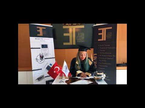 By Tugba Academy - Mezuniyet Konuşması - Sonay Kantaroğlu
