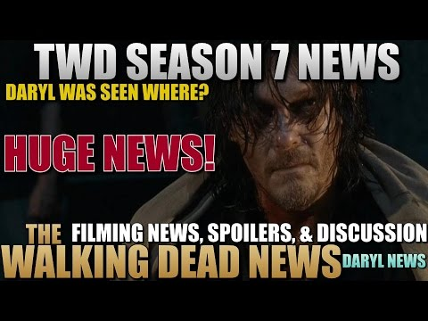 The Walking Dead Season 7 Spoilers Latest Filming News And AMC Is Messing With Us TWD Season 7 News