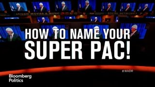 How to Name Your Super PAC!
