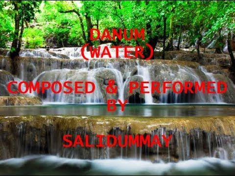 Danum (Water) by Salidummay [With Lyrics & English translation]