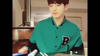 Jungkook cover half moon