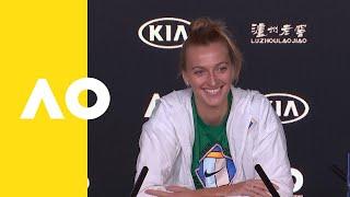 Petra Kvitova press conference (4R) | Australian Open 2019
