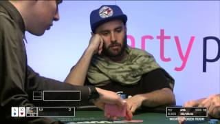Partypoker.net Wpt Canadian Spring Championship. Final Table. Full Cards-up Webcast Archive