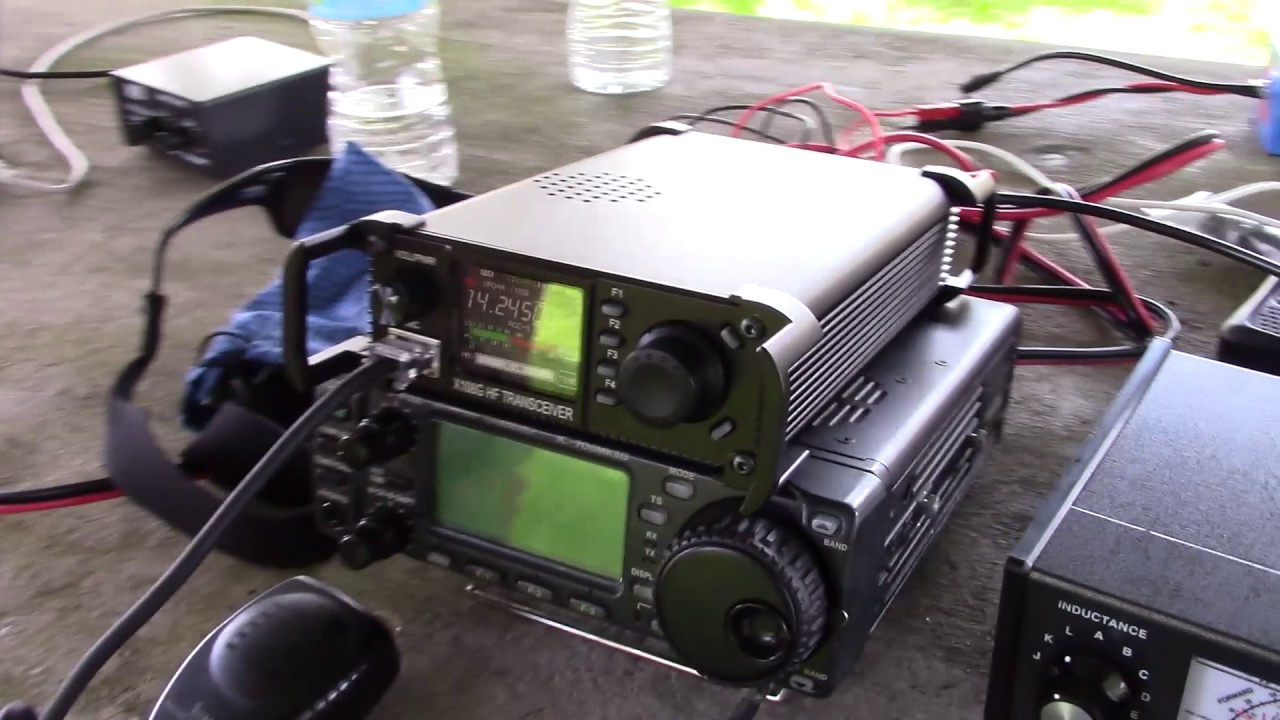 Xiegu X108G Portable 20 Watt HF Transceiver Review On-Air Test | QRZ