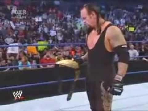 Undertaker VS The Great Khali