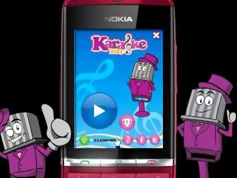 Karaoke Kidz for Nokia Asha Official Video