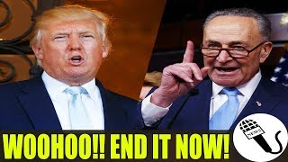 Schumer SAID TWO THINGS Over BORDER! Then Trump DROPS MASSIVE BOMBSHELL On Him By THIS ANNOUNCEMENT!