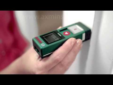 bosch dle 50 professional laser measure manual
