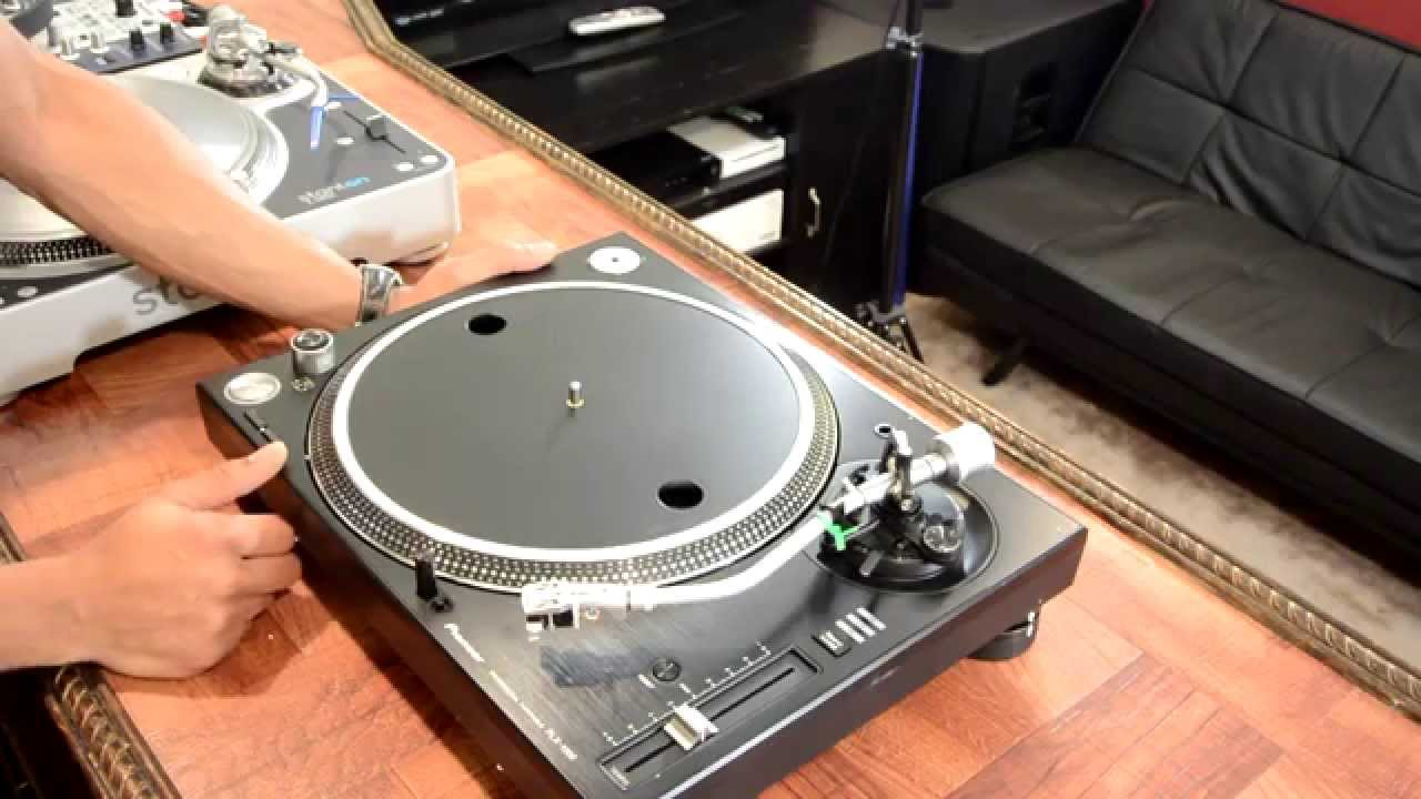 DJ FITME Trance Mix #43 Pioneer PLX-1000 Real vinyls - YouTube