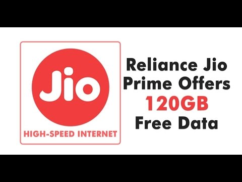 Reliance Jio Prime Offers 120 GB FREE Data: Here's How