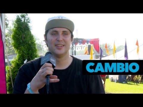 Derek Smith of Pretty Lights Talks Bonnaroo 2013 | Cambio Interview