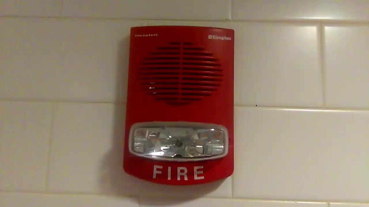 Simplex 4906-9151 TrueAlert Fire Alarm - YouTube